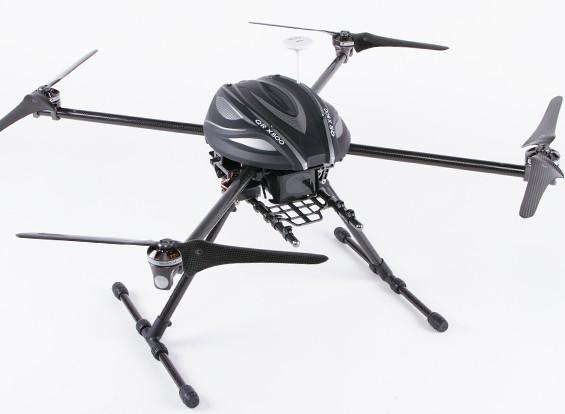 Walkera QR X800 FPV GPS QuadCopter w / Retracts, cassa della lega (PNF) ** PROSSIMAMENTE **