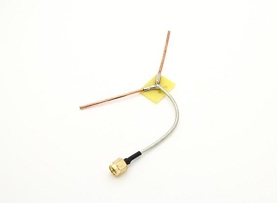 1.3GHz 120 ° Flying V antenna (SMA)