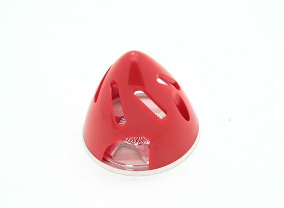 Turnigy Turbo Spinner (51 millimetri) Red