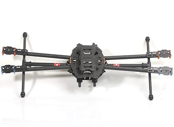 Tarocchi FY650 IRON MAN 650 Quad-Copter Carbon Kit TL65B01