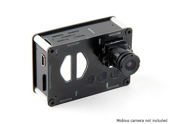 Mobius Per caso di conversione di GoPro Form Factor per staffa di montaggio