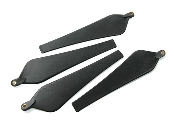 Folding Carbon / nylon Elica 1045 (CW e CCW) (4 pezzi, 2blades)
