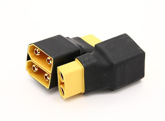XT90 cablaggio per 2 confezioni in 2pcs Parallel / bag