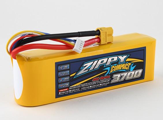 ZIPPY Compact 3700mAh 4s 40c Lipo Confezione