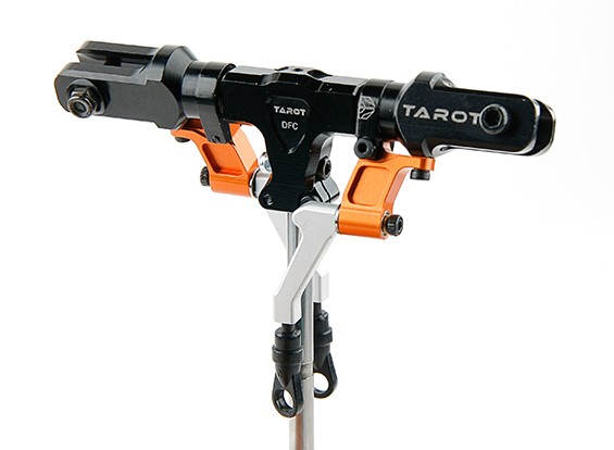 Tarot 450 Pro / Pro V2 DFC Split bloccaggio rotore gruppo testa - Nero (TL48025-01)