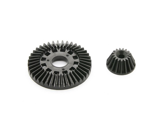 BSR corsa M.RAGE 4WD M-Chassis - Crown Gear Set