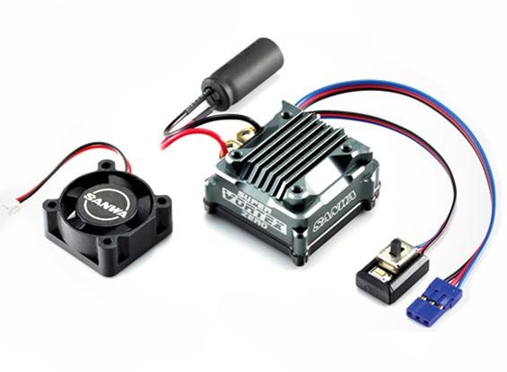 Sanwa / Airtronics Super Vortex ZERO concorso generale CES 1: 8 (ROAR approvato)