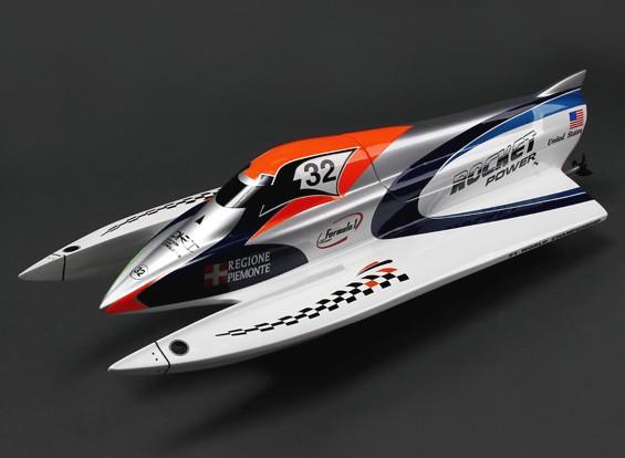 HobbyKing® Rocket Power 650EP Formula 1 Tunnel 620 millimetri (ARR)