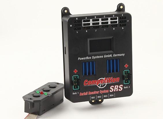 PowerBox SRS Concorso w / Switch Sensor