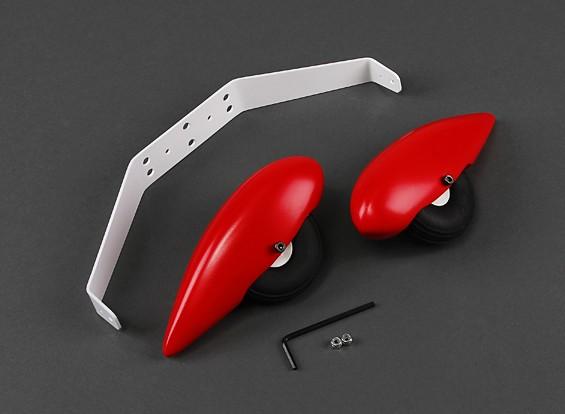 Super Decathlon 1400 millimetri - Landing Gear Set