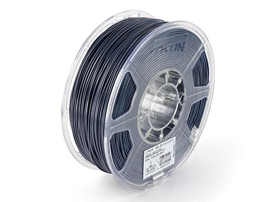 Stampante 3D ESUN filamento grigio 1,75 millimetri ABS 1KG Rotolo