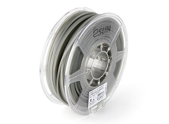 Filament stampante ESUN 3D luminoso blu 3 millimetri PLA 1KG Rotolo