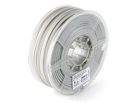 Filament stampante ESUN 3D luminoso blu 3 millimetri ABS 1KG Rotolo