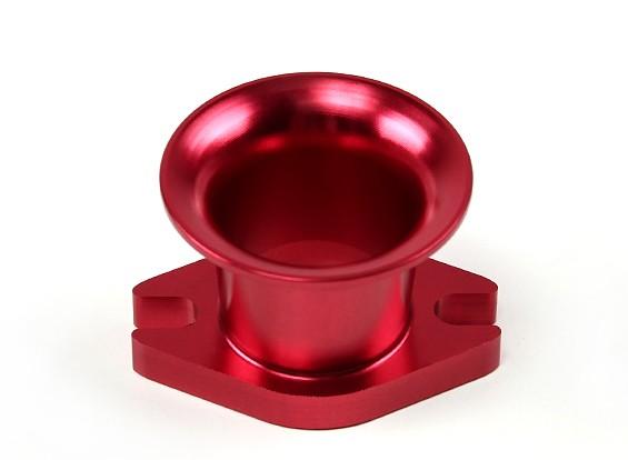 Universale Velocity Stack per 15cc ~ Motori 60cc Dimensioni Gas (Red)