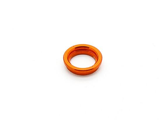 RAGGI X X12 1/12 ° Pancar '15 - Alu. Hub differenziale - Arancione