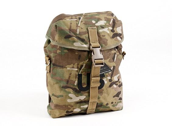 SWAT Utilità / Gas sacchetto Mask (Multicam)