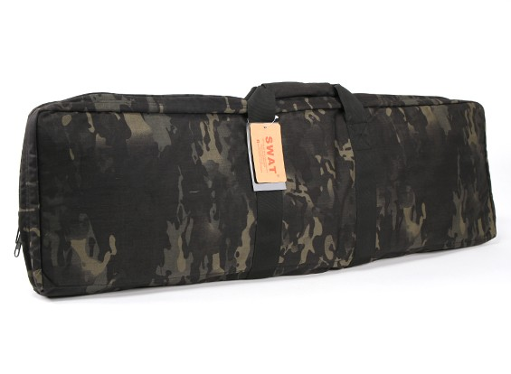 SWAT 38inch estrema singolo Rifle Gun Bag (Nero)