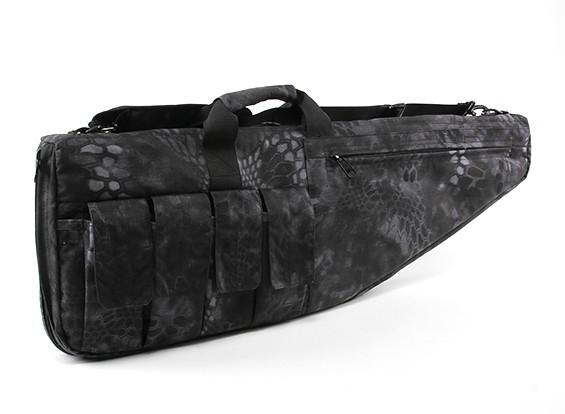 SWAT sacchetto tattico della pistola del fucile 34 pollici (Kryptek Typhon)