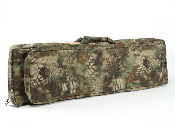 SWAT 38inch Estrema doppio sacchetto della pistola del fucile (Kryptek Mandrake)