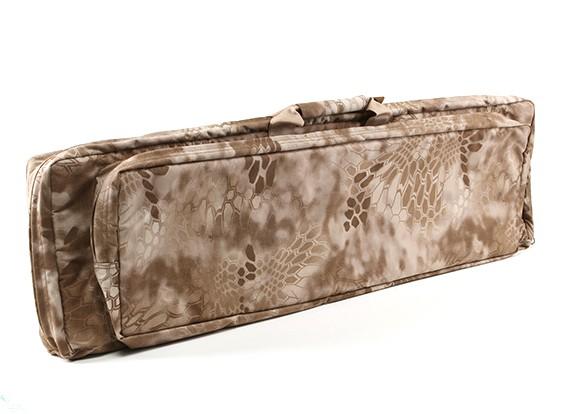 SWAT 38inch Estrema doppio sacchetto della pistola del fucile (Kryptek Typhon)