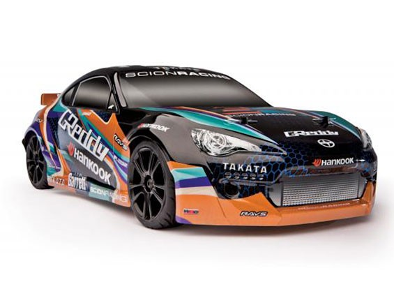 Team associati Apex Scion FR-S da corsa (RTR)