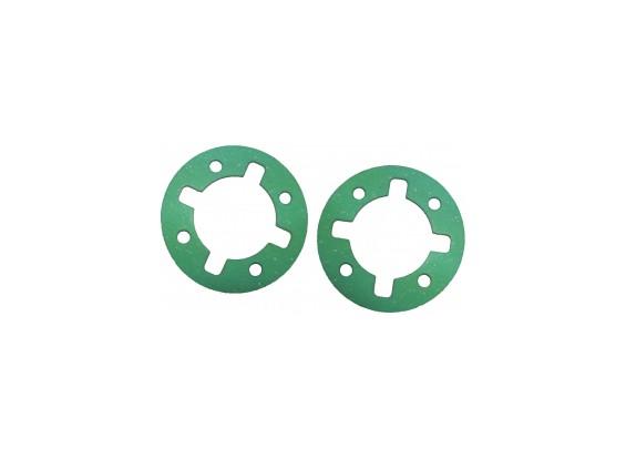 Gear Differenial guarnizione (2 pezzi) - 3Racing SAKURA FF 2014