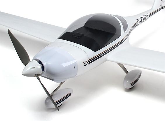 Super Dimona potenza Glider EPO 2.400 millimetri (PNF)
