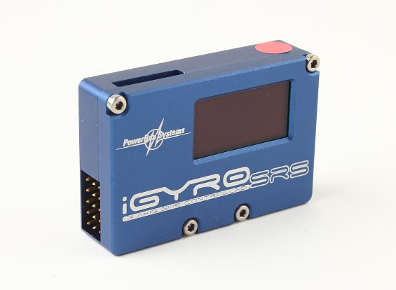 PowerBox iGyro per aeroplano w / Modulo GPS