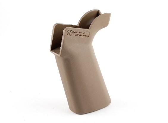 Madbull Umbrella Corporation impugnatura a pistola 23 per AEG (terra scura)