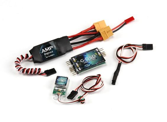 Dipartimento Funzione G-OSD3 Mini OSD Set Combo Completo