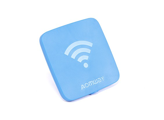 Aomway antenna 5.8GHz CP Patch 14Ddbi (RHCP) Monte posteriore (SMA)