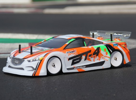 BSR BT-4 1/10 4WD Touring Car (RTR)
