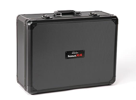 Storage Case in alluminio Walkera Scout X4