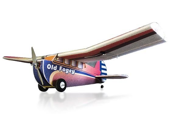 Vecchio Fogey PPE lento Flyer 1.150 millimetri (Kit)