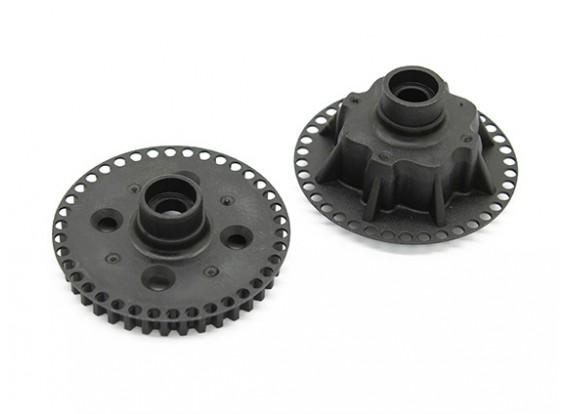 TR1133 BT-4 Diff cinghia di trasmissione della rotella