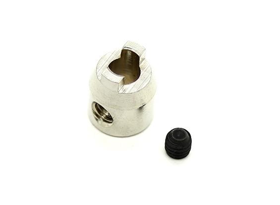 "4,76 millimetri (3/16 "") in acciaio inox Dog Drive"