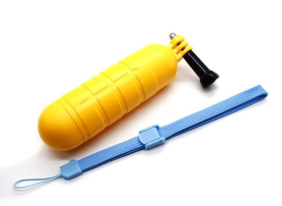 Turnigy Action Camera o GoPro Maniglia Float / Bobber con Grip modellata
