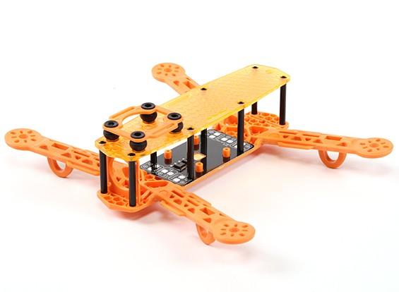H-re a colori 250 Classe FPV Racer Quadcopter Frame (arancione)