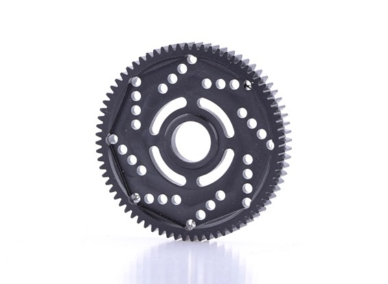 Design Revolution 48DPX 72T R2 Precision Spur Gear