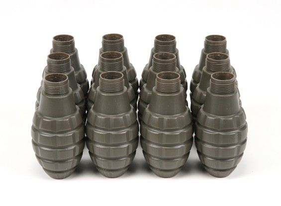 Style APS ThunderB Ananas ricambio Shell (12 pc / sacchetto)