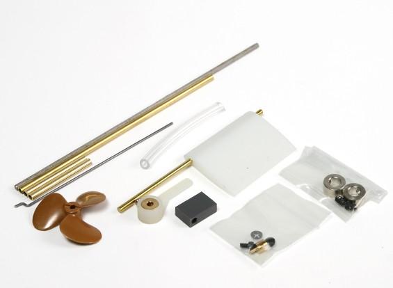 Zippkits Tugster Rimorchiatore Kit hardware Esecuzione