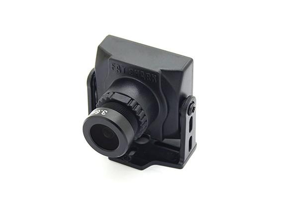 Fatshark 900TVL WDR FPV CCD con Control Stick integrato (PAL)