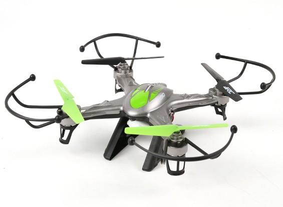 JJRC H9D 4CH 2.4GHz 6 asse Quadcopter w / 2MP FPV fotocamera e schermo LCD RTF