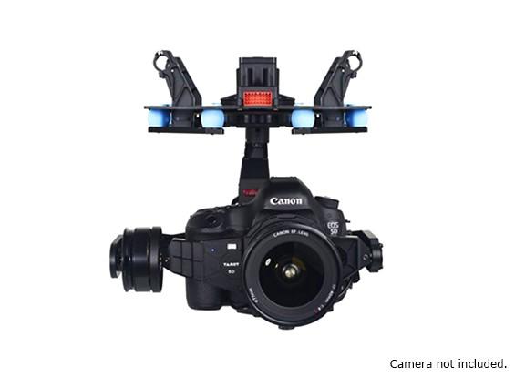 Tarot 5D3 3-Axis-stabilizzato giunto cardanico TL5D001 per Canon 5D Mark III
