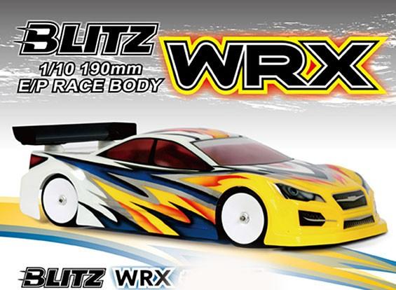 BLITZ WRX Race Light Corpo (190 millimetri) (0,7 millimetri) EFRA 4028