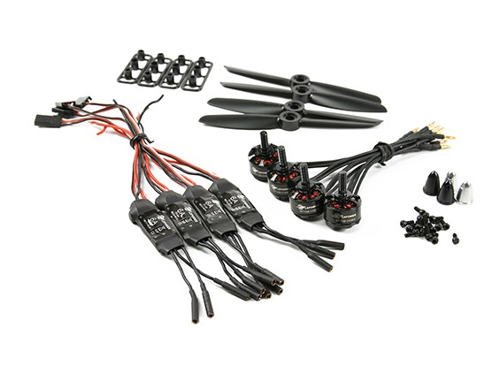 LDPOWER D150 Multicopter Power System MT1306-3100kv (4 x 4,5) (4 Pack)