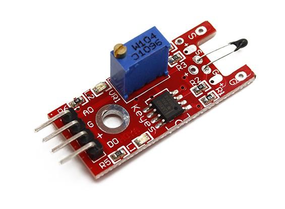 Keyes KY-028 multifunzionale digitale del modulo sensore di temperatura per Kingduino