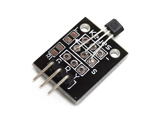 Keyes effetto Hall modulo del sensore magnetico per Kingduino