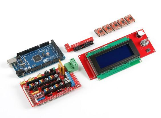Stampante 3D della scheda di controllo insieme combinato