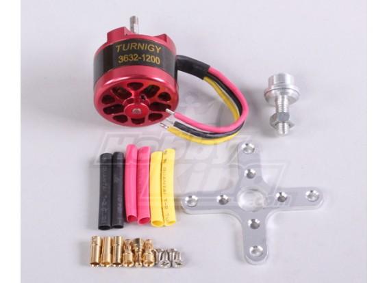 1200KV Turnigy 3632 Brushless Motor